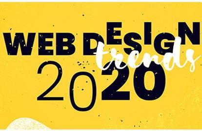 10 xu hướng thiết kế website hiện đại năm 2020