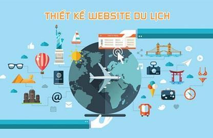 Hướng dẫn thiết kế website du lịch thu hút triệu khách