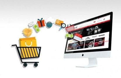 Thiết kế website điện lạnh, điện tử chuẩn TMĐT, chuyên nghiệp