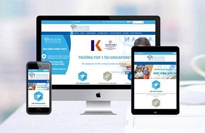 Hướng dẫn thiết kế website giáo dục, trường học chuyên nghiệp nhất
