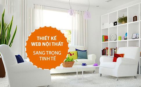 Những điều cần biết khi thiết kế website nội thất