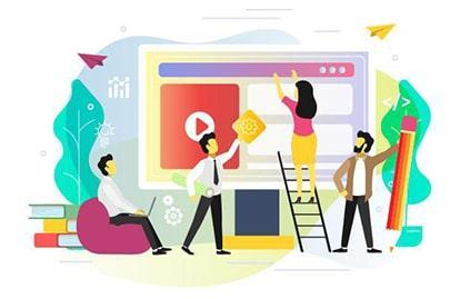 6 Xu hướng thiết kế web khách sạn năm 2020