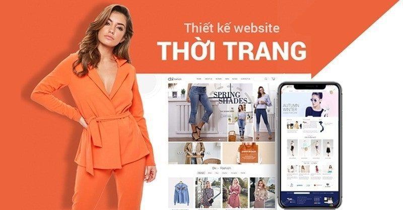 7 điều cần biết khi thiết kế website bán hàng thời trang