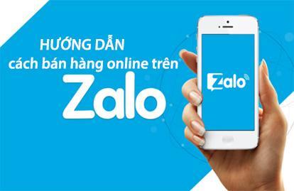 Hướng dẫn cách bán hàng trên Zalo hiệu quả nhất 2020