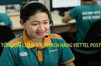 Số tổng đài Viettel Post, hotline chăm sóc khách hàng