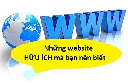 Những trang web Việt hay và bổ ích nhất nên đọc