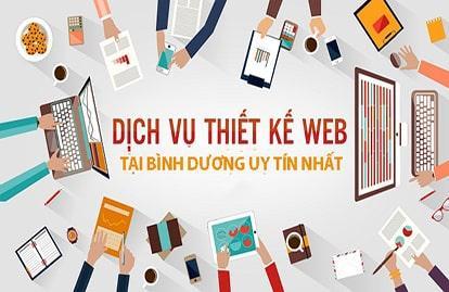 Top 10 công ty thiết kế web tại Bình Dương uy tín nhất 2020