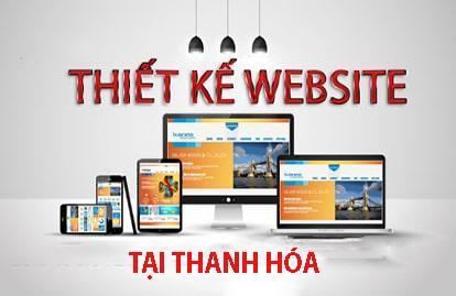 Thiết kế website Thanh Hóa chuyên nghiệp, uy tín nhất 2020
