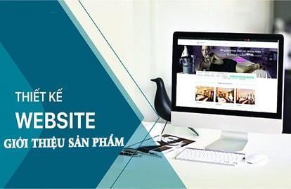 Thiết kế website giới thiệu sản phẩm tại Hà Nội