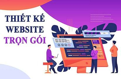 Web4s - Đơn vị thiết kế web trọn gói chuẩn SEO uy tín, chất lượng