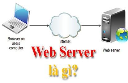 Web server là gì - Mô hình máy chủ web là gì?