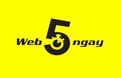 Thiết kế web 5 ngày - Làm web5ngay bán hàng chuẩn SEO