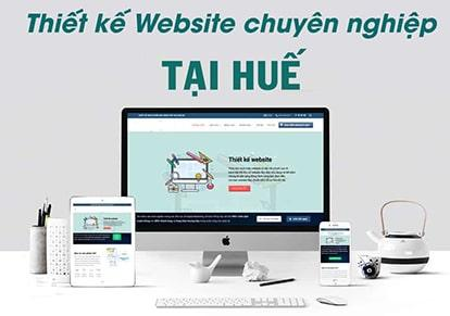 Thiết kế web tại Huế - Dùng thử 15 ngày miễn phí