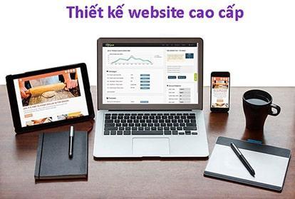 Thiết kế website cao cấp chuẩn SEO tại Hà Nội