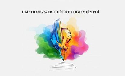Tổng hợp các trang web thiết kế logo miễn phí
