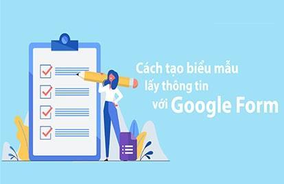 Cách tạo Google Form chuyên nghiệp - Nhúng Goole Form vào website