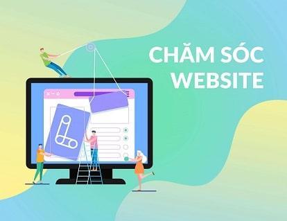 Chăm sóc website là gì – Cách chăm sóc website đạt hiệu quả nhất