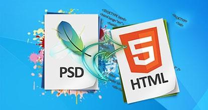 Hướng dẫn cắt PSD sang HTML theo chuẩn