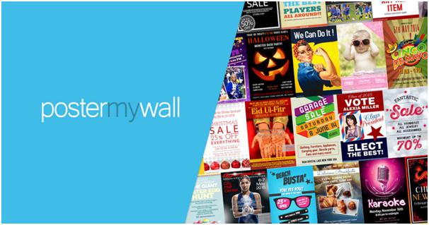 Tổng hợp các trang web thiết kế poster online miễn phí
