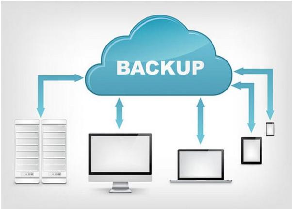 Hướng dẫn backup dữ liệu web thường xuyên