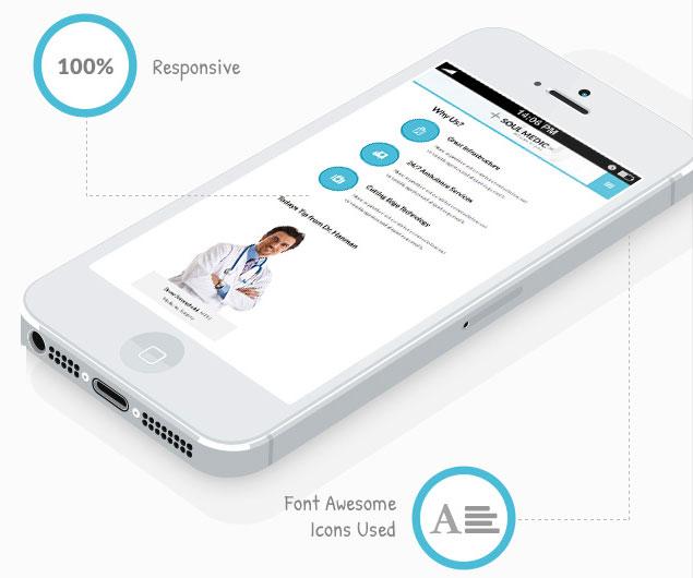 Công ty thiết kế website bệnh viện - Web4s
