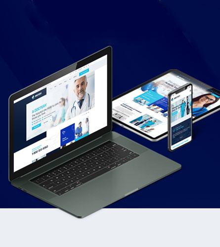 Thiết kế web bệnh viện chuẩn seo