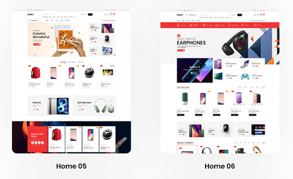 Thiết kế website điện thoại tại Web4s