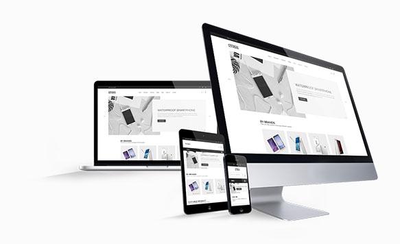 Thiết kế website điện thoại mobile - máy tính bảng