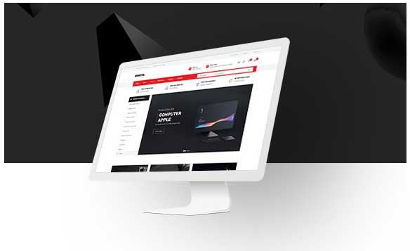 Thiết kế website đẹp