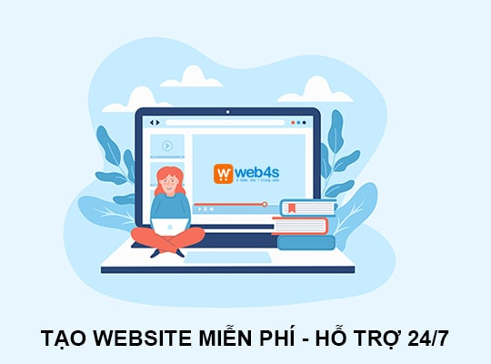 Hỗ trợ tạo Website miễn phí 24/7