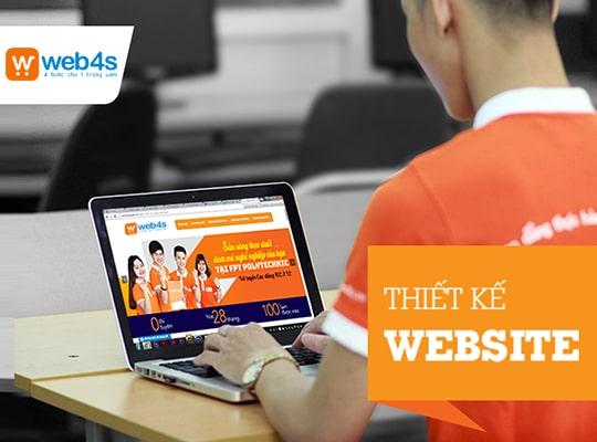 cách tạo website miễn phí tại web4s