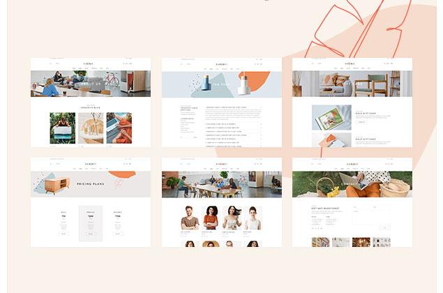 Website nội thất đẹp - web4s