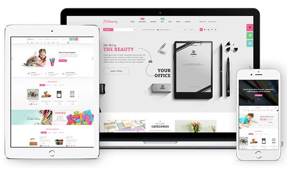 Thiết kế web VPP chuẩn Seo