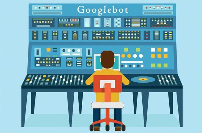 Googlebot index chậm