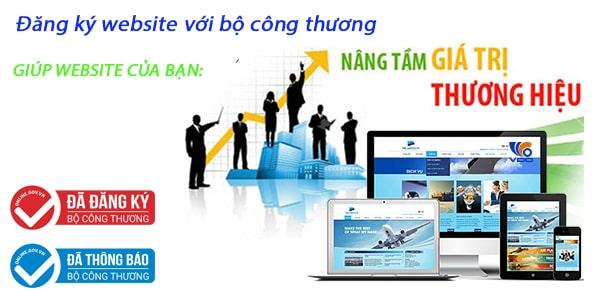 Tầm quan trọng của đăng ký, thông báo website với Bộ Công Thương