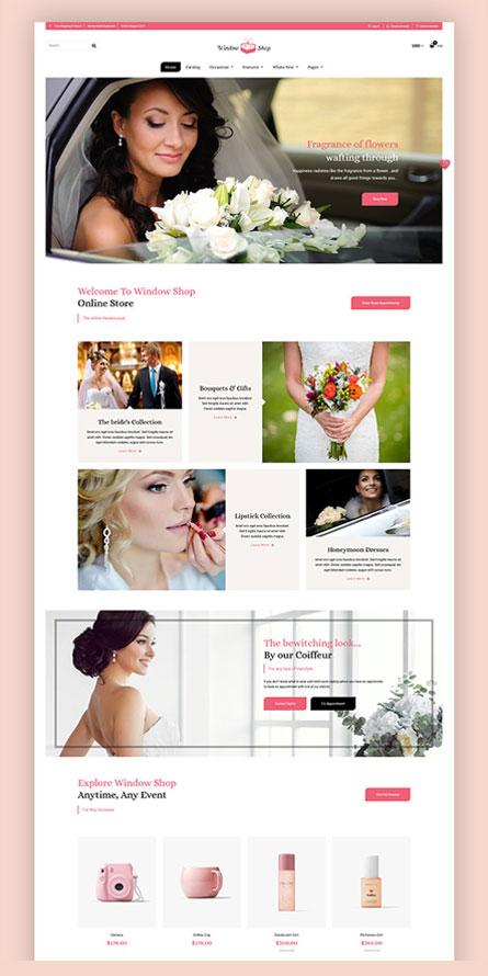 Tạo website ảnh viện áo cưới miễn phí tốt nhất