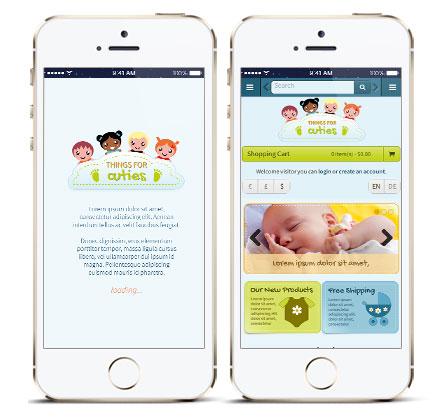 Thiết kế website bán đồ chơi trẻ em Hà Nội