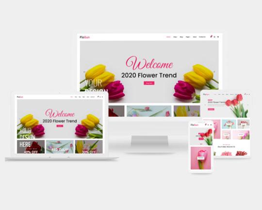 Thiết kế web bán hàng chuẩn seo - Web4s