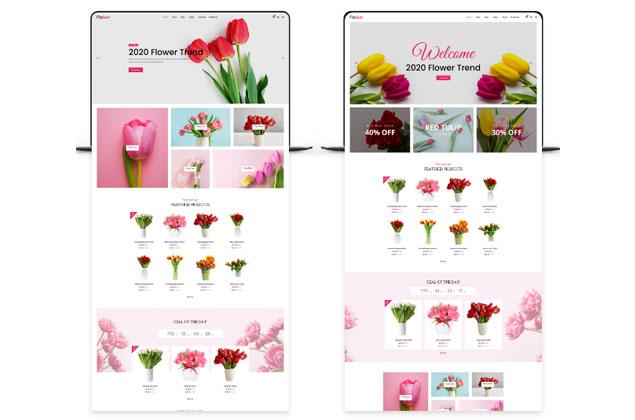 Tạo website bán hoa tươi tốt nhất