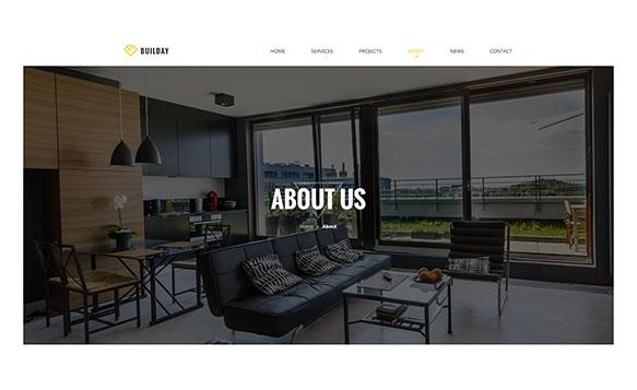 Thiết kế website kiến trúc tại Hà Nộ